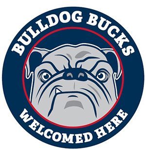 Bulldog Bucks logo