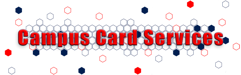 Campus Card Services image to go back to departments main page