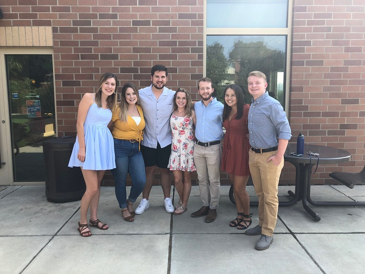 Student Ministers for 2018-2019