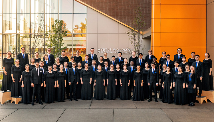 Concert Choir Image