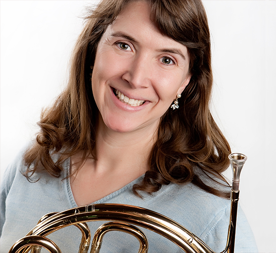 Jennifer Scriggins Brummett, Applied French Horn