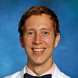 Portrait of Dr. Scott Hippe Class of 2011 Biology Major