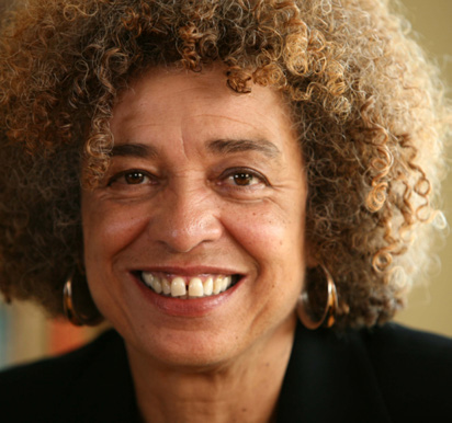 Angela Davis is an American activist, scholar, educator and writer who advocates for the oppressed.