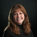 Portrait of Lori Jennings, Administrative Assistant to the Associate Deans