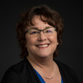 Portrait of Patricia Terry, Ph.D., Associate Dean