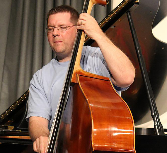 Portrait of Brian McCann, Adjunct Faculty, Jazz Combos