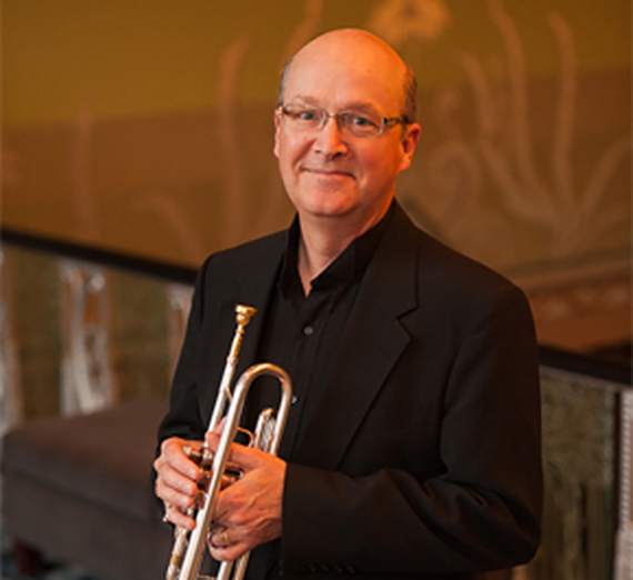 Portrait of Christopher Cook, Instructor, Applied Trumpet