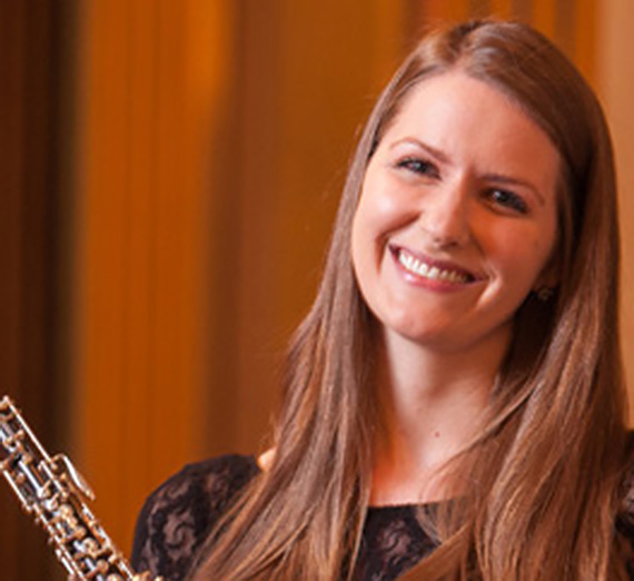 Portrait of Shelia Armstrong, Instructor, Applied Oboe at Gonzaga University Music Department