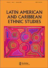 Latin American and Caribbean Ethnic Studies cover art.