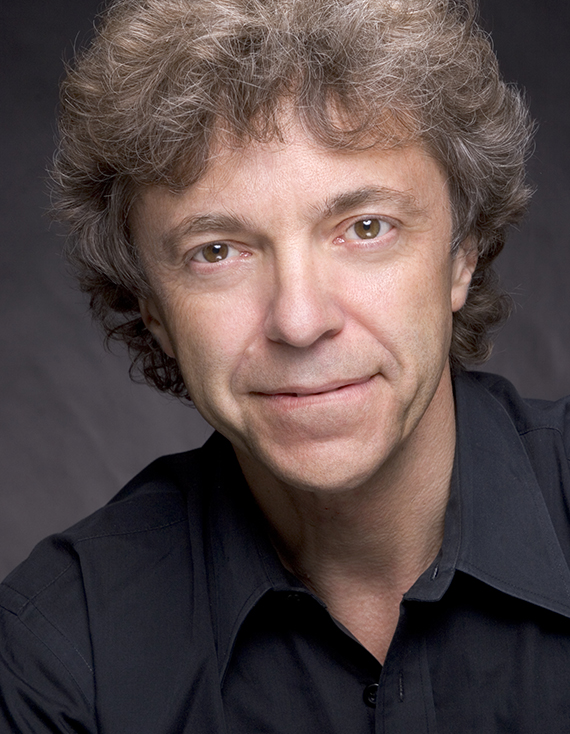 Portrait of Pascal Rogé, Piano Soloist