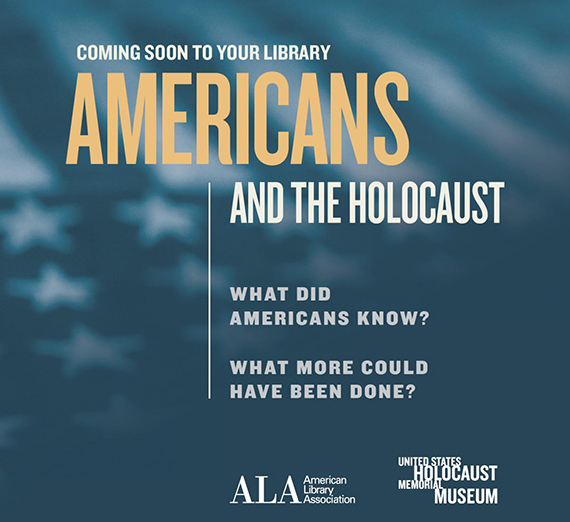 Americans and the Holocaust Exhibit coming soon to Foley Library