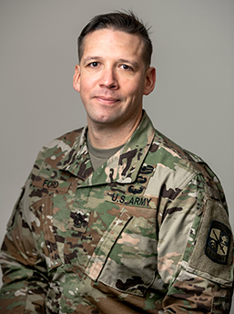Master Sergeant Chris Ford
