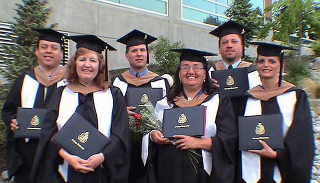 MBA in American Indian Entrepreneurship Cohort 3