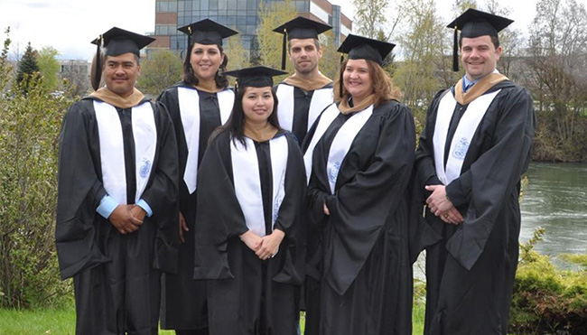 MBA in American Indian Entrepreneurship Cohort 8