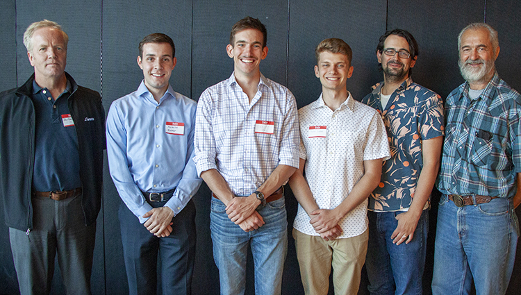 Projects Involving Mechanical Engineering | Gonzaga University