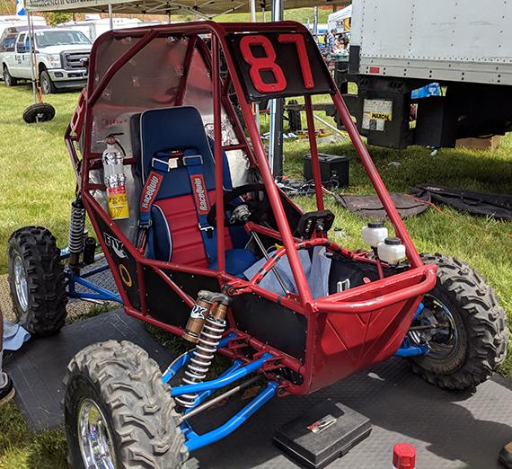 Baja Car 2018