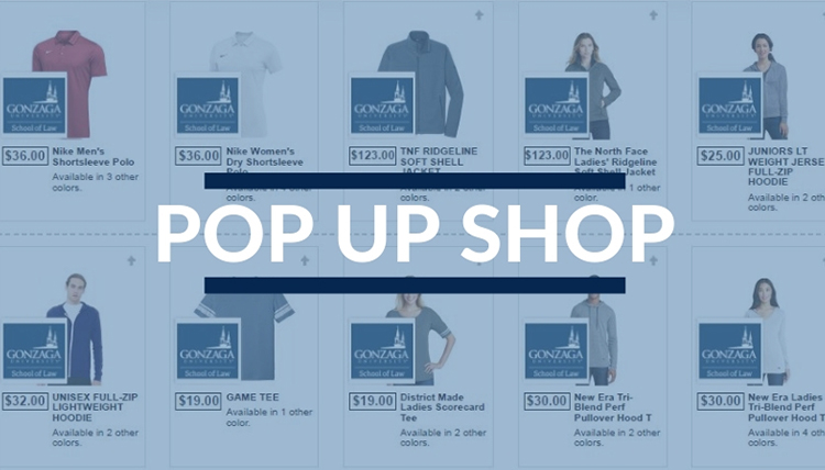 Pop Up Shop Spring