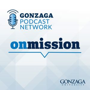 On Mission Podcast Logo