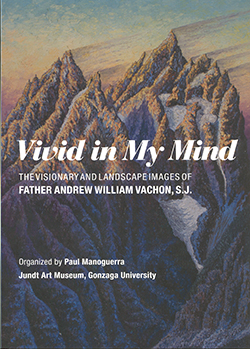 The front cover of the exhibition catalogue, Vivid in My Mind