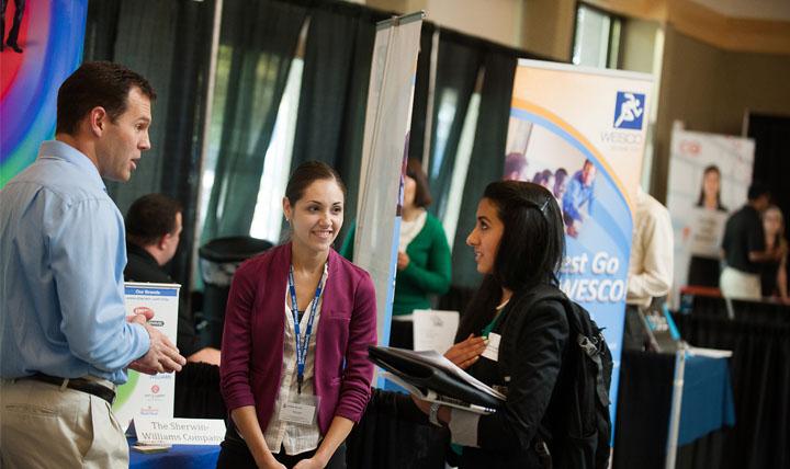 Careers Internship Fairs