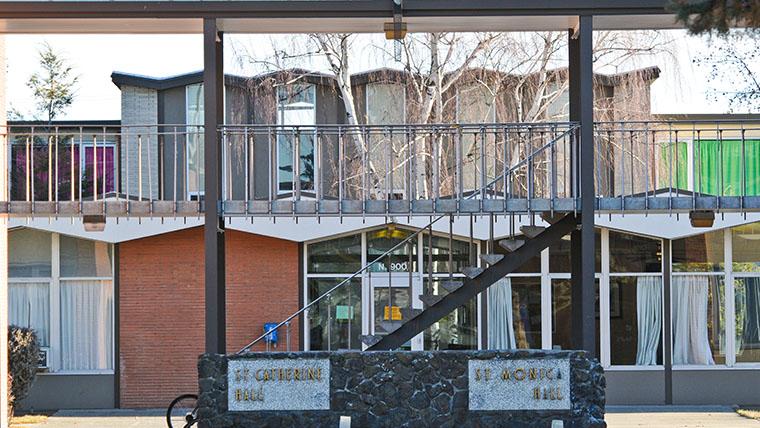 Catherine / Monica Hall | Gonzaga University