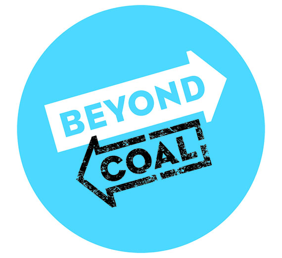 Beyond coal event logo