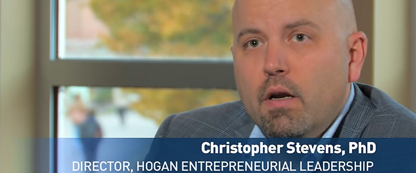 Hogan Entrepreneurial Leadership Program video