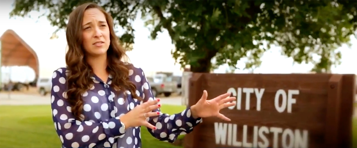 Williston summer internship video
