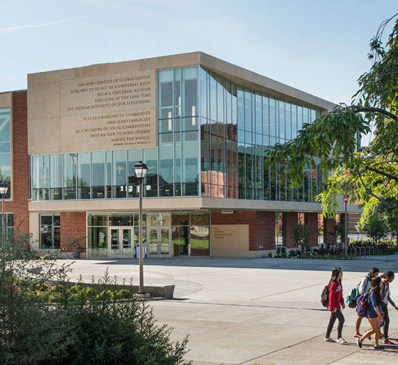 The John J. Hemmingson Center at Gonzaga University