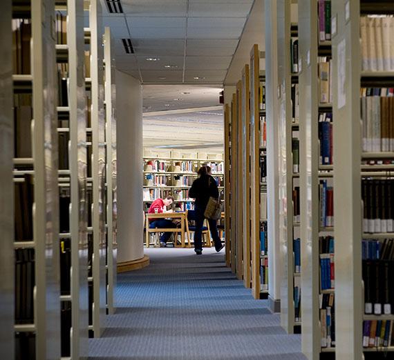 Foley Library