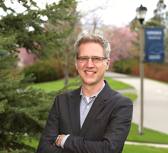 Gonzaga Law Professor Jason Gillmer