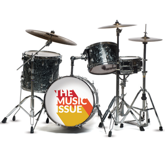 The Music Issue