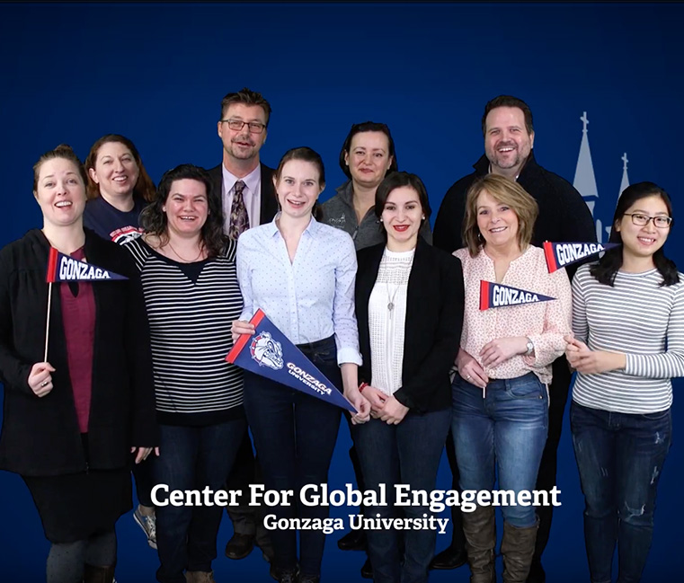 Center for Global Engagement Staff