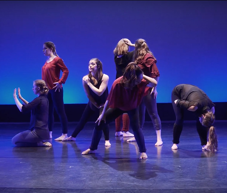 Dance Unfolds video