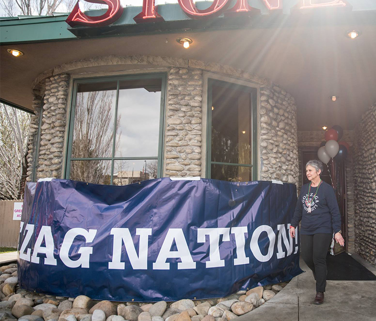 Zag Nation Banner