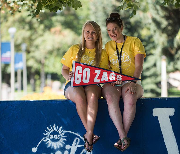 Gonzaga Academic Calendar 2022.New Student Orientation Leader Applications 2021 Gonzaga University