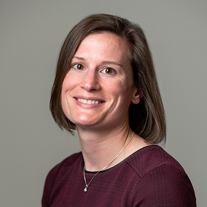 Portrait of Emily Clark, Ph.D., Assistant Professor of Religious Studies; Director of Undergraduate Programs