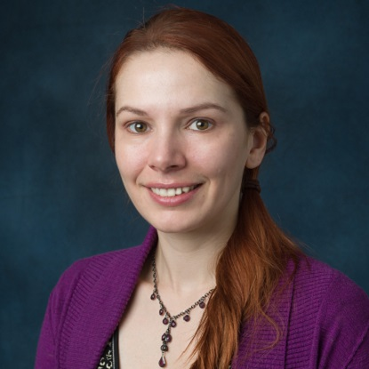 Profile photo for Assistant Professor Melody Alsaker