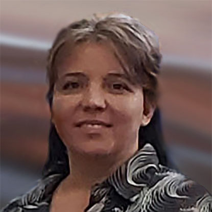Profile Photo of Lecturer of Mathematics, Olga Kozubenko