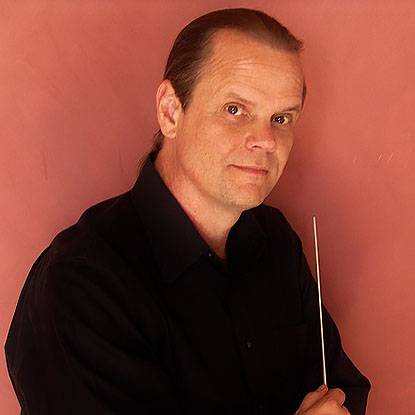 Portrait of Robert Spittal, D.M.A. Professor of Music; Director of Bands