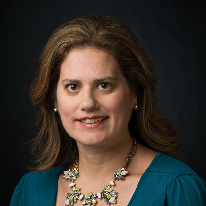 Portrait of Dr. Stacy Bondanella Taninchev, Associate Professor of Political Science