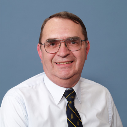 Profile photo of Professor John Beck