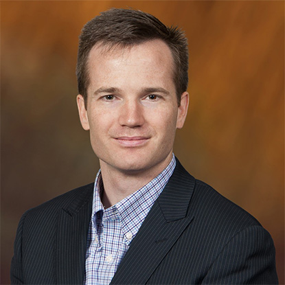Timothy Olsen, Assistant Professor of Management Information Systems.