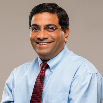 Professor of Marketing, Dr. Vivek Patil