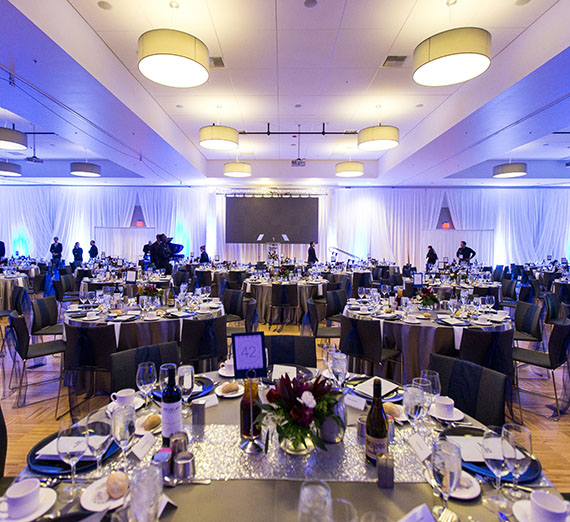 Hemmingson Center Ballroom