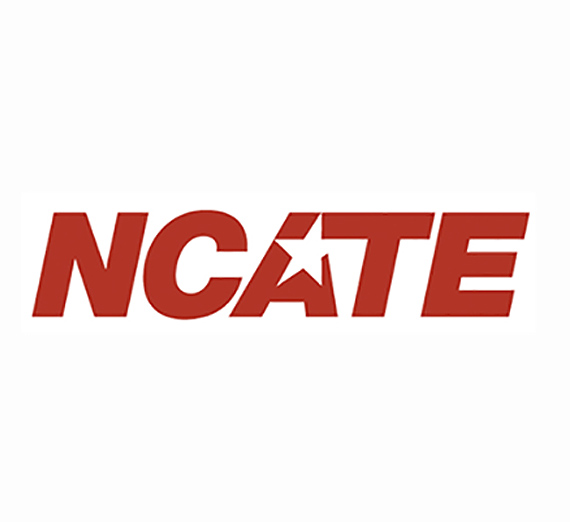 A picture of the NCATE logo