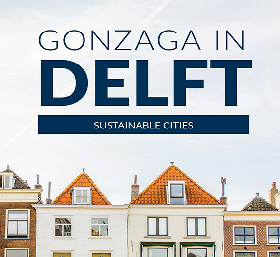 Gonzaga in Delft Holland