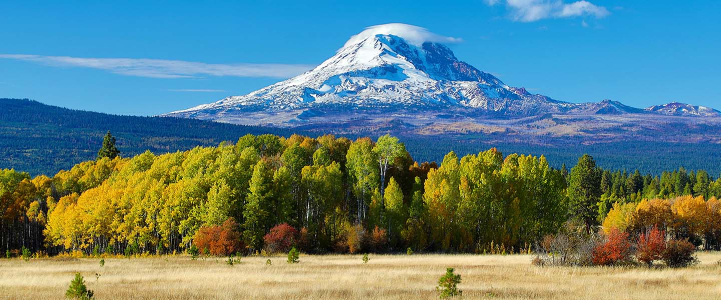 Mt Adams Scenic Photo