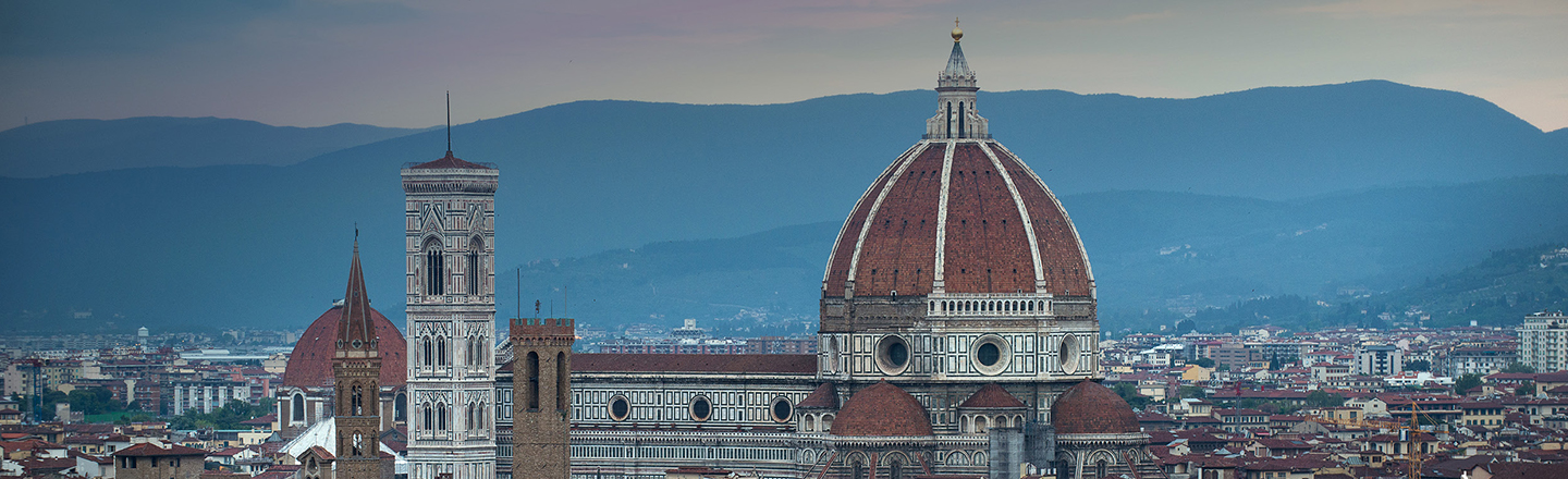 Duomo in Florence, Italy