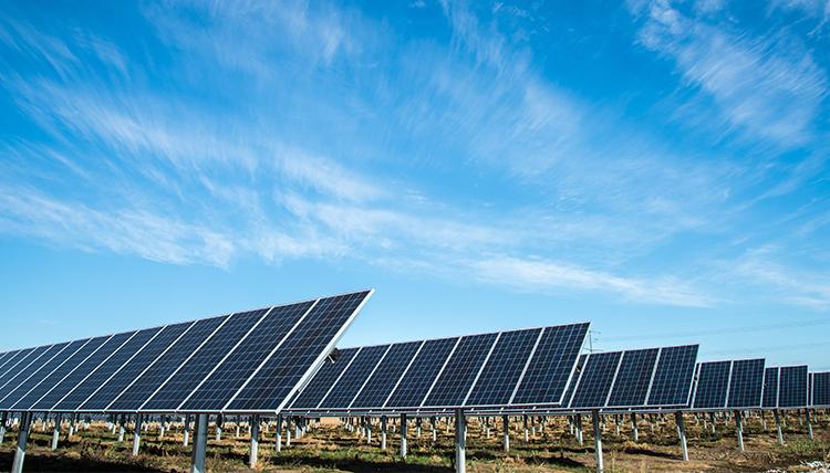 Harvesting The Sun Lind Solar Farm Gonzaga University
